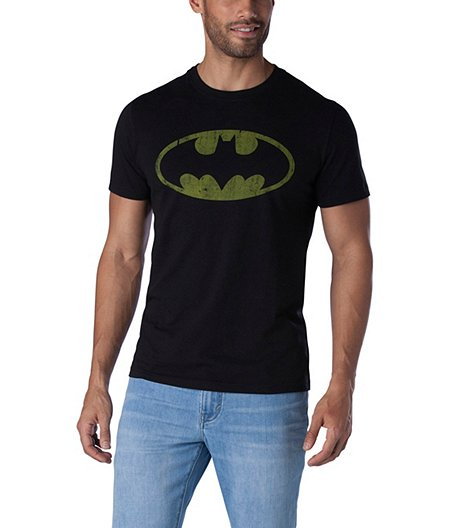 494c687120577 Logo T-Shirt Men s Batman T-Shirt