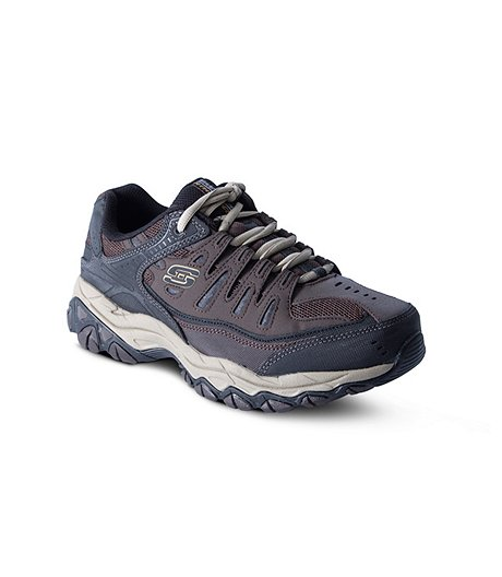 purchase cheap 2a31a 9c0f3 Skechers Men s After Burn Lace-Up Sneakers ...