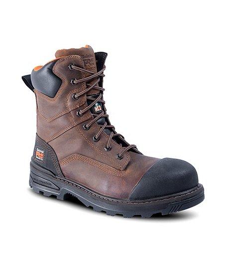 d5170d811b7 Men's 8'' Resistor Composite Toe Composite Plate Work Boots