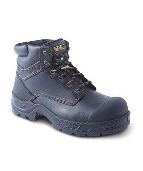 Dakota Men's 6 In 877 Steel Toe Steel Plate Work Boots
