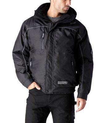 Men's Dakota Waterproof 300D Rip-Stop T-Max 3-In-1 Jacket Black Small / Regular