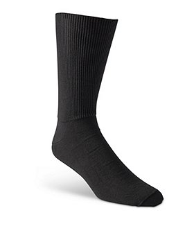 Denver Hayes Men's Diabetic Walker Socks