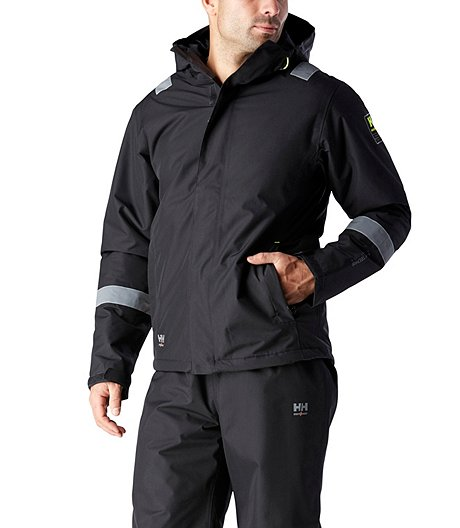 ccfc5913 Helly Hansen Workwear Men's Aker Insulated Jacket
