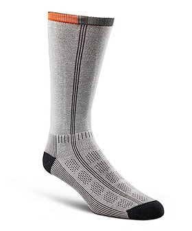 Helly Hansen Workwear Men's 2-in-1 Work Crew Socks