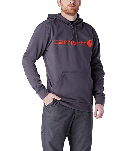 34421fb82a Carhartt Men's Force Extreme Hooded Pullover Sweater