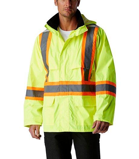 Rain Jackets / Rain Coats   Rainwear   Men's Workwear   Workwear ...
