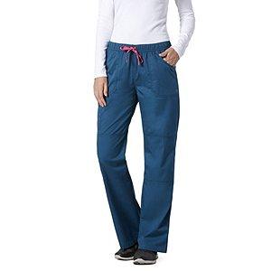 Women S Pro Flex Cargo Scrub Pants Mark S