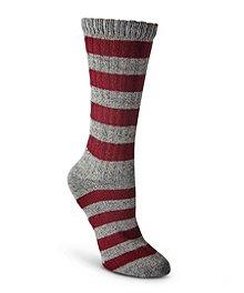 c3b35da8c8 Wigwam Women's Scrum Striped Crew Socks ...
