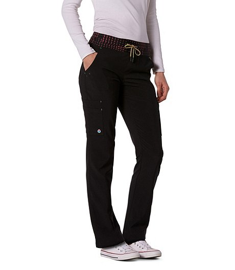 156183b0369 Scrubletics Women's Shanti Scrub Pants