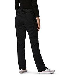 662cef60eba ... HEALTH PRO Women's Essential Allure Straight Leg Scrub Pants