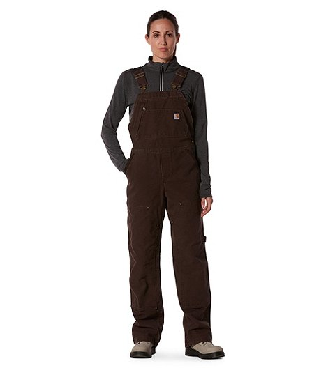 Women S Weathered Duck Unlined Overalls