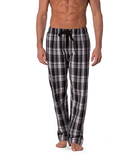 9af735a76f450 Denver Hayes Men's Plaid Pajama Pants