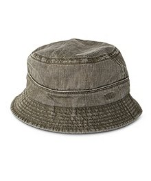 13009316 WindRiver Slub Cotton Bucket Hat ...