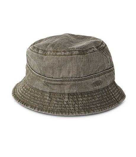 e18144a9dd58f WindRiver Slub Cotton Bucket Hat