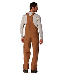 42266bb969a4 ... Carhartt Flame-Resistant Duck Unlined Bib Overalls. Carhartt Brown