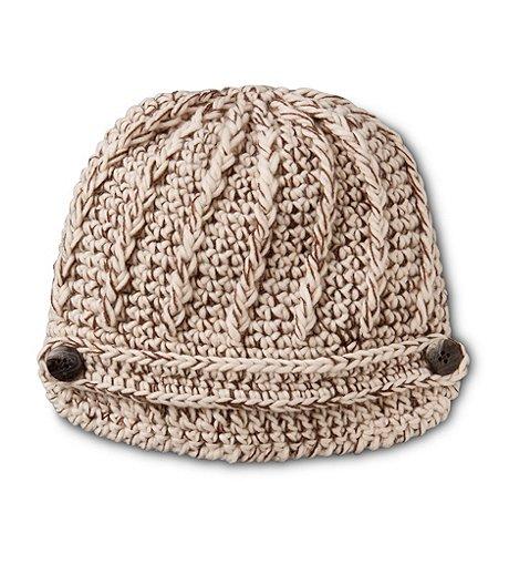 Denver Hayes Knit Beanie With Brim ee8c4fceda7