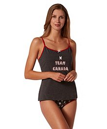 Denver Hayes Women s Heritage Hip-Hugger Panty And Cami ... 7a6dae2e6