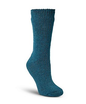 T-Max Heat Women's Solid Crew Socks