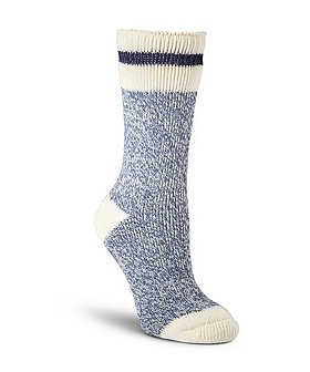 T-Max Heat Women's Twist Crew Socks