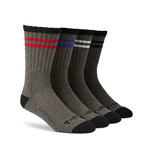 Windriver Men's T-MAX 4-Pack Boot Socks