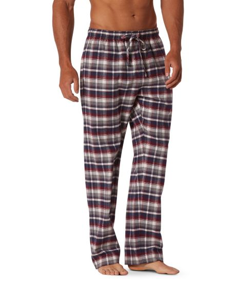 Flannel Pajama Pants Mark S