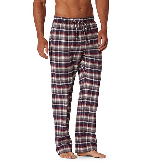 Flannel Pajama Pants Marks