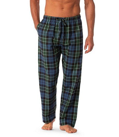 2 Pack Yarn Dye Flannel Pajama Pants Marks