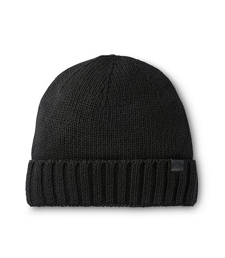 cuff toque with t max lining mark s