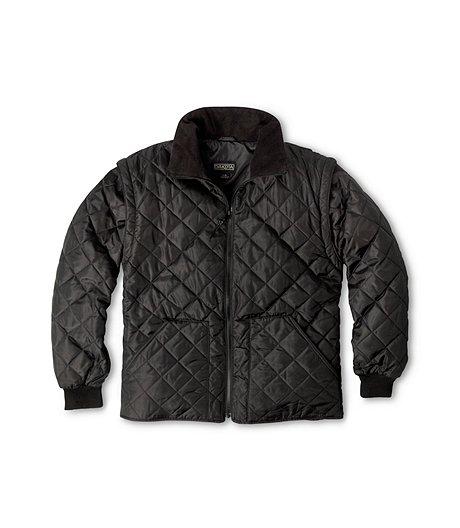 a5c68599255 Dakota Men s T-MAX Jacket With Zip-Off Sleeves