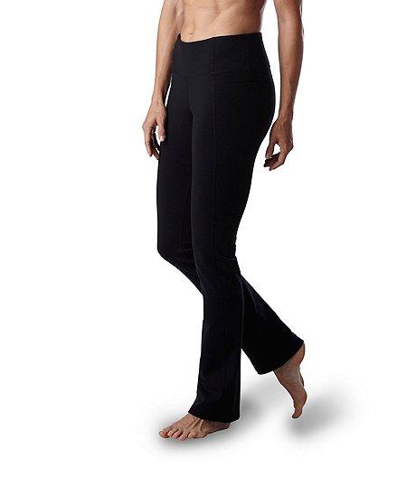 2c5c3c3977e60 Shambhala Women's GO-TO Straight Leg, Short Inseam