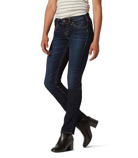 cb20a54b Silver® Jeans Co. Women's Suki Straight Leg Jeans