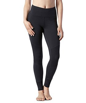 Shambhala Women's Leggings with Rib Inserts