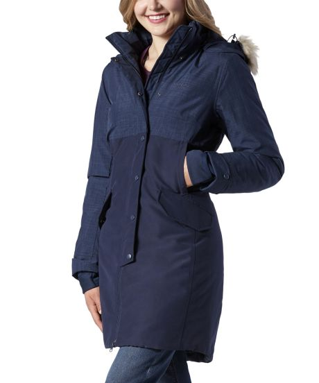 Insulated Water Resistant Parka   Mark's