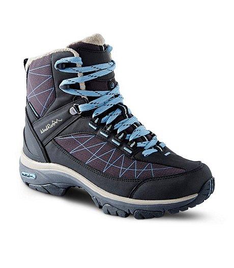 9fc704616b442 WindRiver Women's Valerie HD3 Waterproof Mid-Cut Hiking Boots