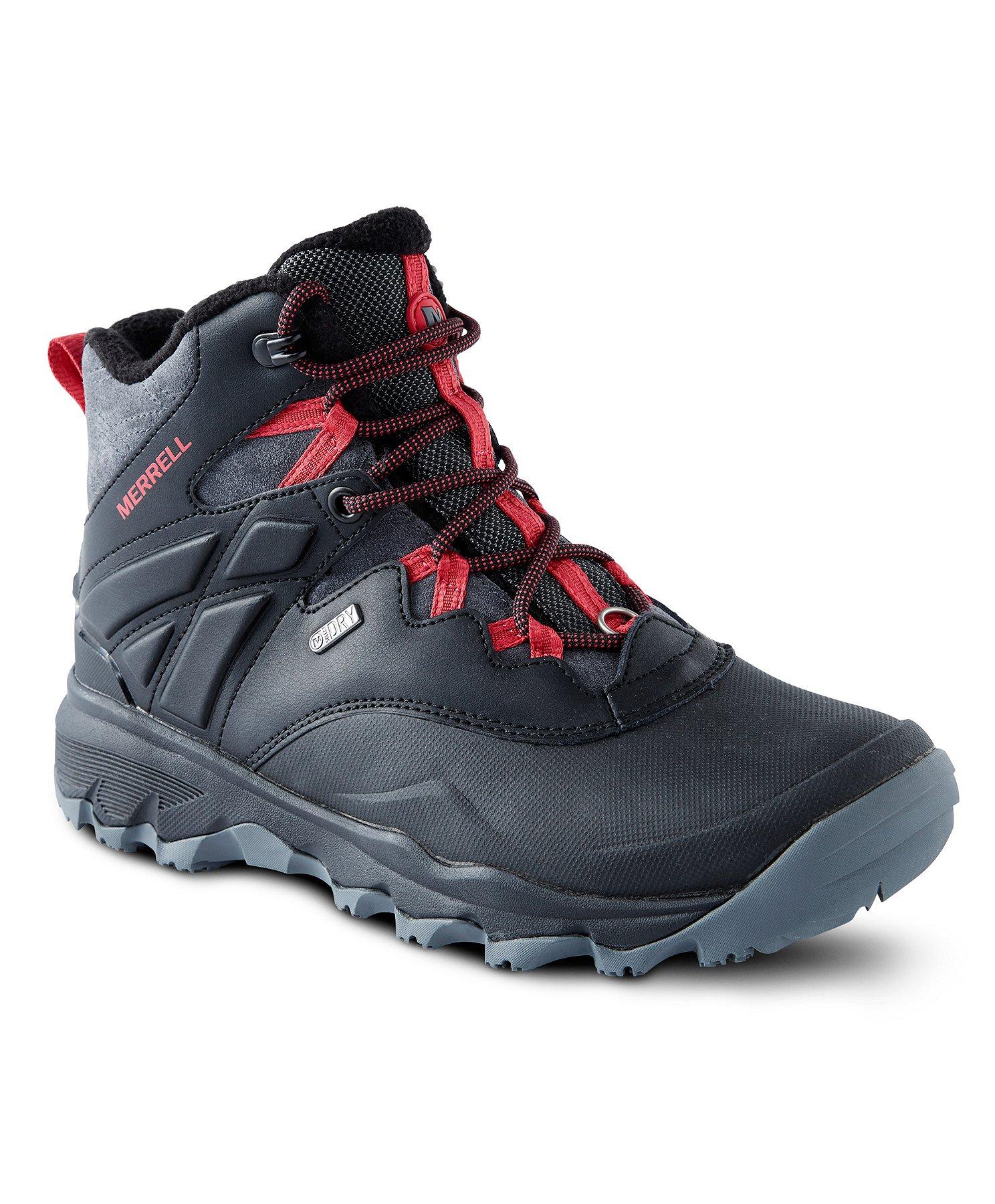 Chaussures de randonnée d'hiver étanches à l'eau pour femmes, Thermo Adventure