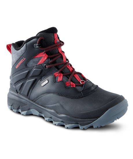 Merrell THERMO ADVENTURE 6 - Walking boots - black