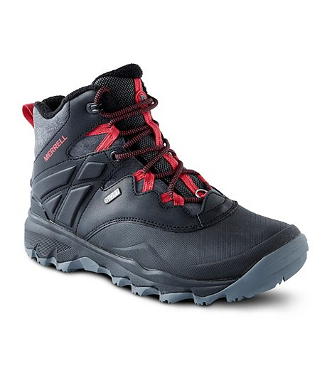 Merrell THERMO ADVENTURE 6 - Walking boots - black giyZM4x
