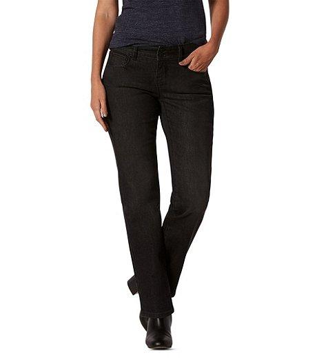 b84965ebf7 Women's Chloe Curvy Straight Leg Jeans
