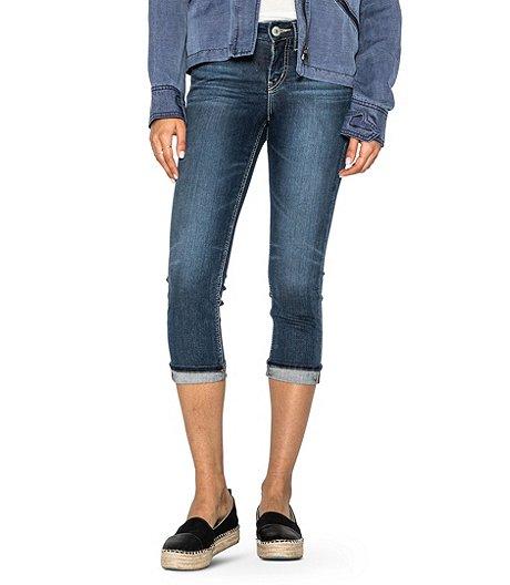 125698b89eb2a Silver® Jeans Co. Suki Capris