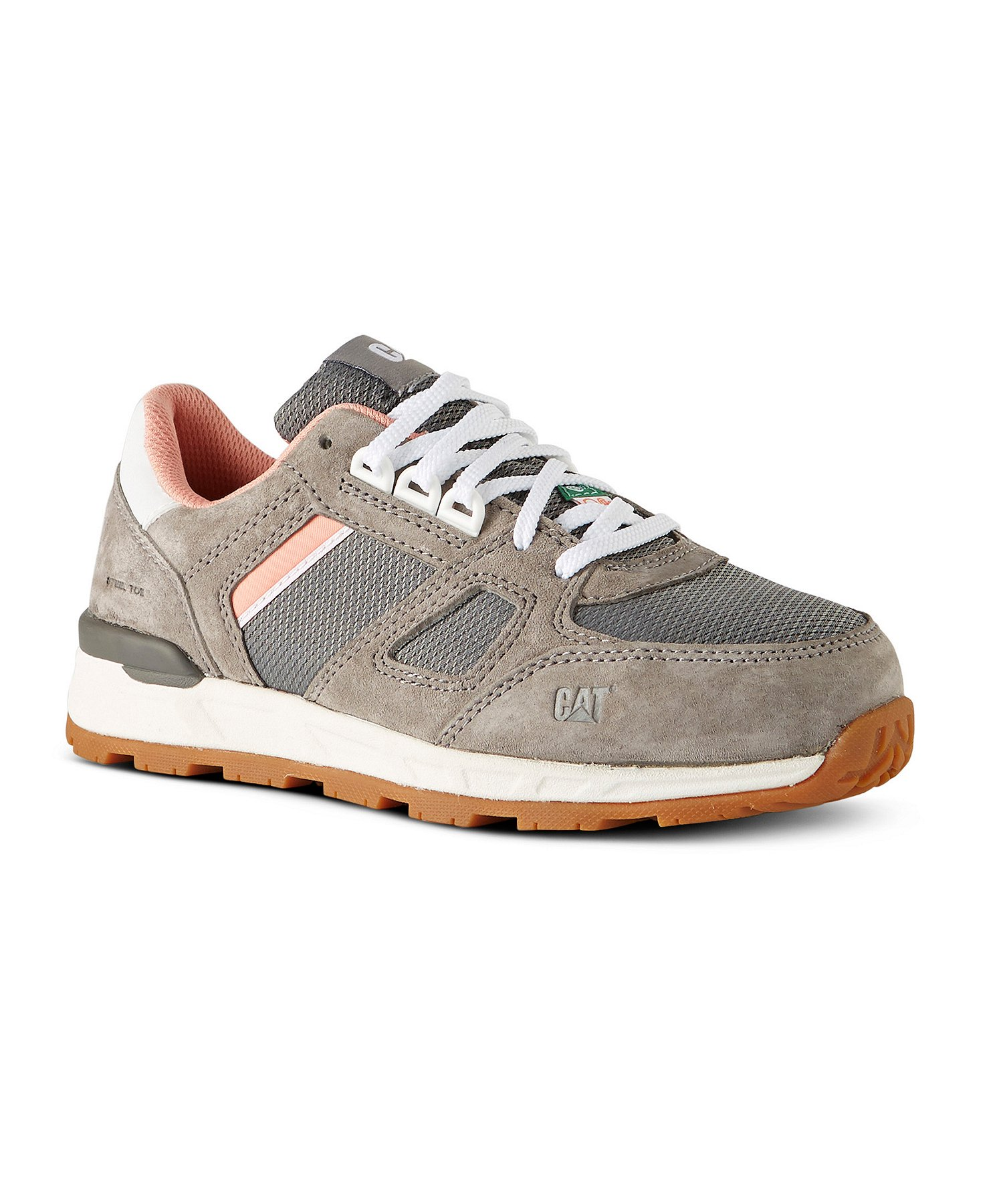 Women's Woodward Steel Toe Steel Plate Athletic Safety Shoes | L'Équipeur
