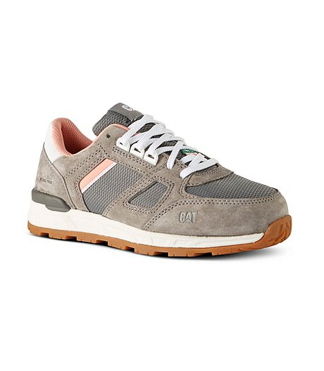 3750a83e2d1 Women's Woodward Steel Toe Steel Plate Athletic Safety Shoes