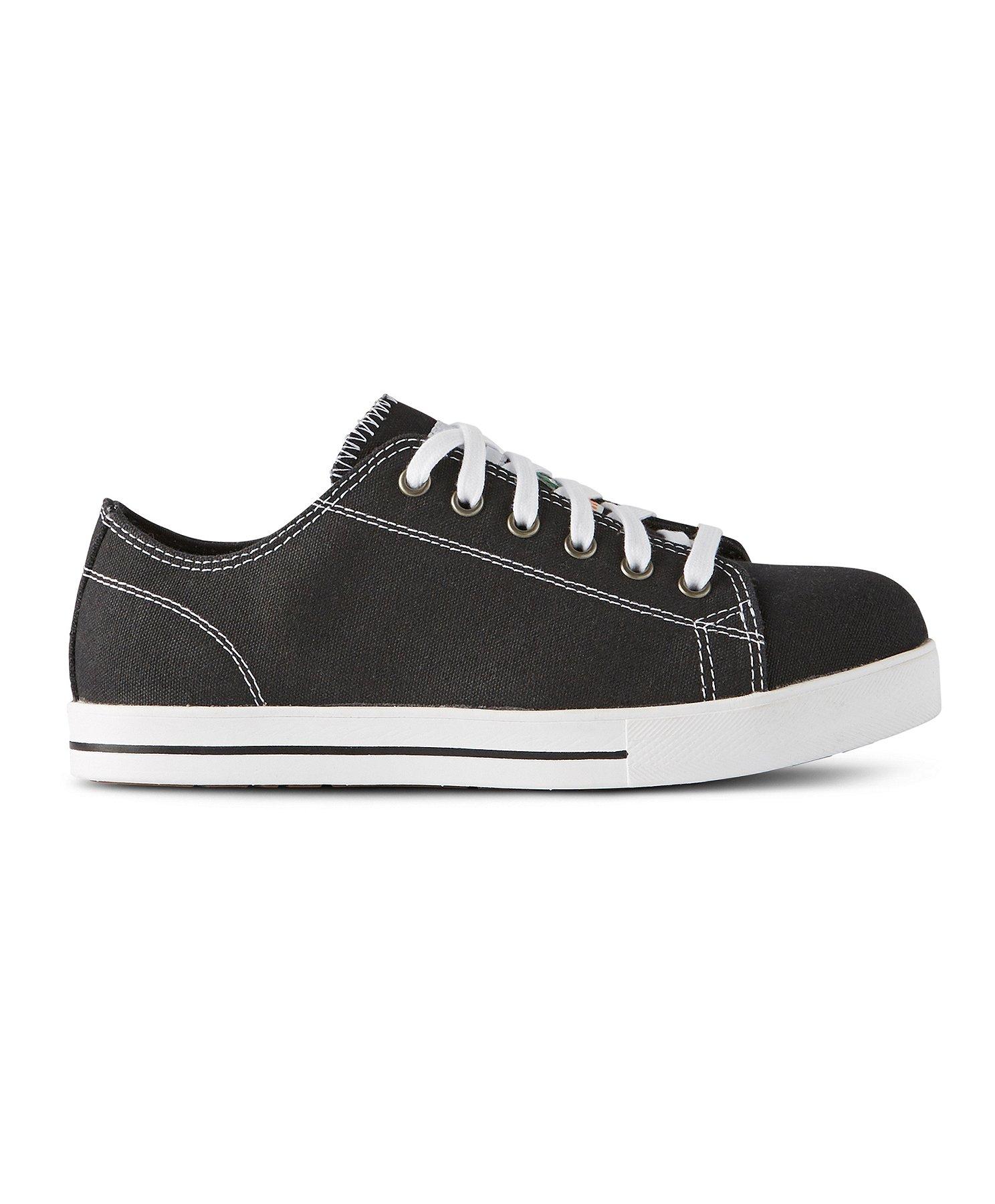 premier taux 7fa2a 12e21 Chaussures de sécurité légères en toile à protection en aluminium et en  composite, pour femmes