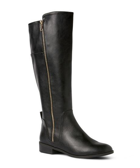 Women S Mia Full Zip Knee High Boots Mark S