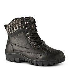 2e61d5d82 DH Women's Around Town Rotor Grip Winter Boots ...