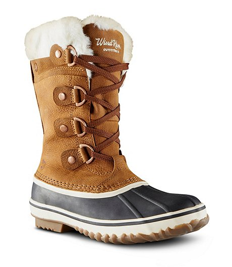 9f8ba395bcde WindRiver Women s Whistler HD2 Water Resistant Winter Duck Boots