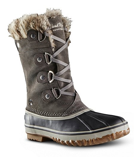 Women's Whistler HD2 Water Resistant Winter Duck Boots