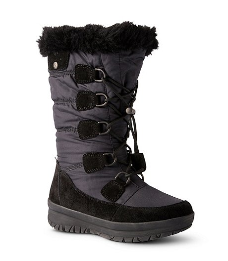 WindRiver Women s Snowdance Waterproof Winter Boots b1afee7d41