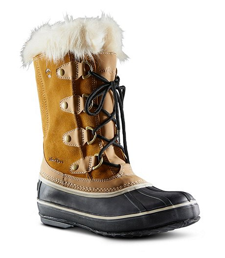 a1d99530198a WindRiver Women s Storm Felt Pack Winter Boots