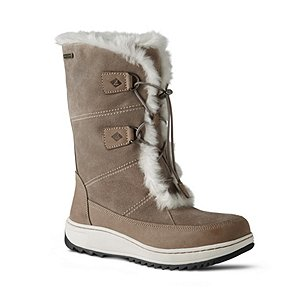Sperry Womens Powder Arctic Grip Winter Boots - Grey