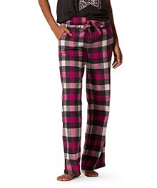 Denver Hayes Flannel Pajama Pant Denver Hayes Flannel Pajama Pant  CLEARANCE. Blue Plaid. Cream Print 1156c3b52